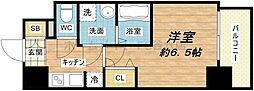 Core本町[9階]の間取り