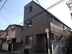 YYハウス[3階]の外観