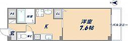 ハイツレバランス[2階]の間取り