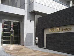 アイセレブ箱崎駅前[6階]の外観