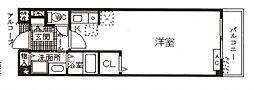 アネックス東佐野[1階]の間取り