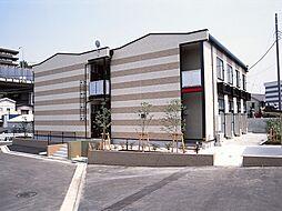 神奈川県横浜市南区六ツ川3丁目の賃貸アパートの外観