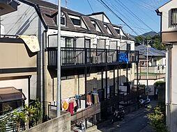 長崎県長崎市江里町の賃貸アパートの外観