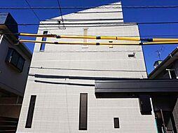 千葉県千葉市稲毛区緑町2丁目の賃貸アパートの外観