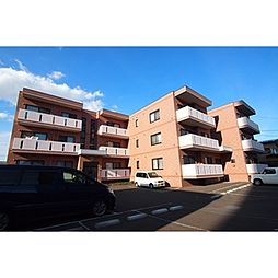北海道札幌市中央区南十条西14丁目の賃貸マンションの外観