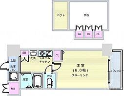 大国町駅 5.6万円