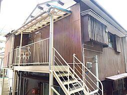 生田アパート[2F号室]の外観