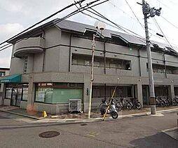 京都府長岡京市調子1丁目の賃貸マンションの外観