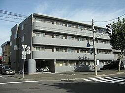 北海道札幌市豊平区美園一条3丁目の賃貸マンションの外観