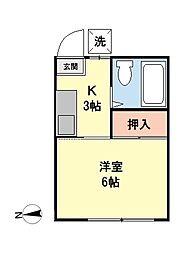 伊勢原駅 2.0万円