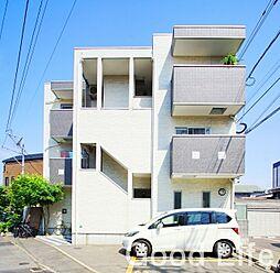 町屋箱崎[3階]の外観