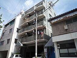 鹿児島県鹿児島市甲突町の賃貸マンションの外観