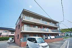 福岡県春日市昇町5丁目の賃貸マンションの外観