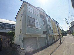 北海道札幌市豊平区平岸三条16丁目の賃貸アパートの外観