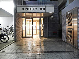 HONESTY高宮[5階]の外観