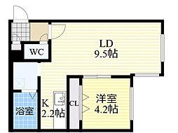 札幌市電2系統 行啓通駅 徒歩2分の賃貸マンション