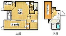 Square Style2[2階]の間取り