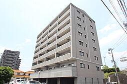 広島県広島市安佐南区中筋4丁目の賃貸マンションの外観