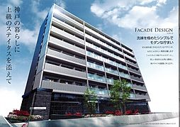 エスプレイス神戸ウエストゲート[6階]の外観
