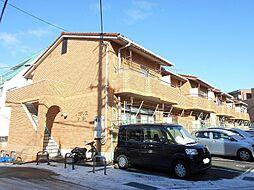 レジデンス山本I[1階]の外観