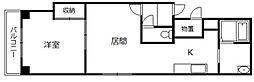 クオリティ第2ビル[3階]の間取り
