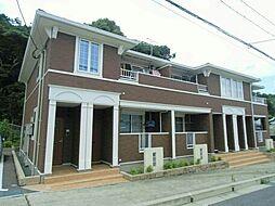 福岡県福岡市城南区南片江6丁目の賃貸アパートの外観