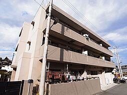 東京都町田市金井5丁目の賃貸マンションの外観