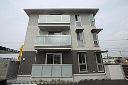 広島県福山市引野町4丁目の賃貸アパートの外観