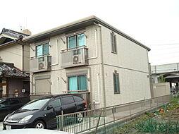 愛知県名古屋市中川区柳森町の賃貸マンションの外観