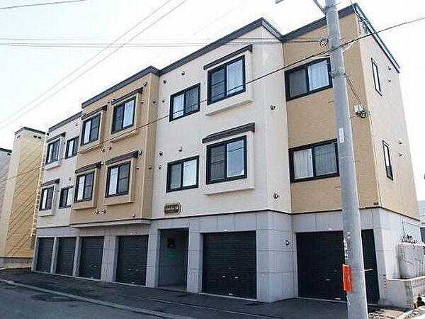 春のワンコインCP対象Second House-Villa 3階の賃貸【北海道 / 札幌市東区】
