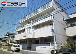 愛知県名古屋市名東区延珠町の賃貸マンションの外観