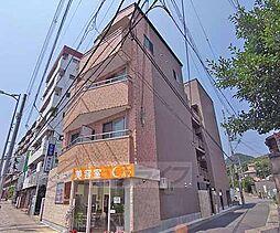京都府京都市山科区御陵上御廟野町の賃貸マンションの外観