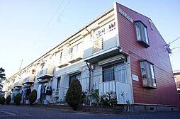 千葉県船橋市海神5丁目の賃貸アパートの外観