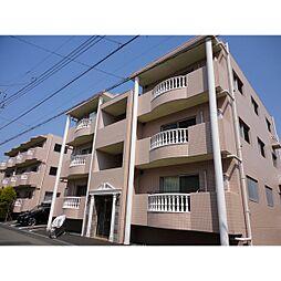 神奈川県座間市ひばりが丘2丁目の賃貸マンションの外観