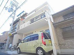 京都市営烏丸線 五条駅 徒歩12分の賃貸アパート