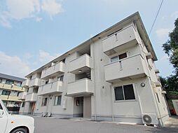 広島県広島市安佐南区伴中央5丁目の賃貸アパートの外観