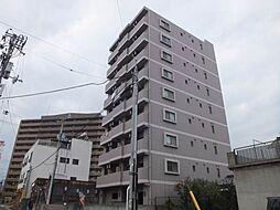 愛媛県松山市北藤原町の賃貸マンションの外観