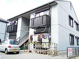 アメニティハイツ C棟[2階]の外観