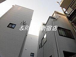 ミハス東新宿[1階]の外観