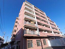 ポムダムール[3階]の外観