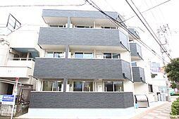 埼玉県蕨市塚越1丁目の賃貸アパートの外観