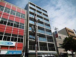 ビガーポリス118東田辺[8階]の外観