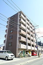 福岡県春日市上白水8丁目の賃貸マンションの外観