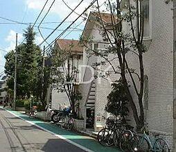 東京都練馬区豊玉北6丁目の賃貸アパートの外観