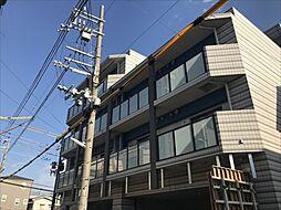 兵庫県神戸市中央区宮本通7丁目の賃貸マンションの外観