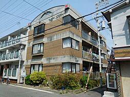 兵庫県尼崎市昭和南通8丁目の賃貸マンションの外観