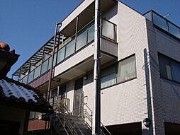 キリマンジャロハウス[101号室]の外観