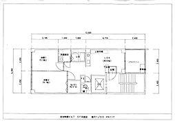 佐伯物産ビル7 5階[5F号室]の間取り