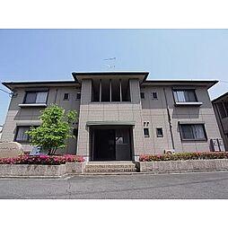 奈良県香芝市五位堂2丁目の賃貸アパートの外観