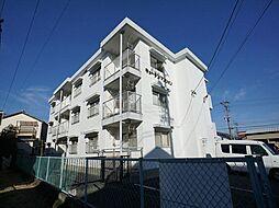 静岡県浜松市中区上島1丁目の賃貸マンションの外観